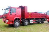 De Kipwagen van Sinotruk HOWO 8X4 met 30-40 die laden