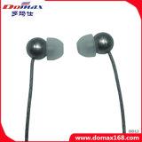 3.5mm 금 플러그 전력 등급 3MW 철사 기능을%s 가진 입체 음향 귀 이어폰