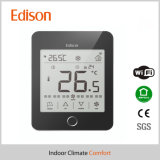 Thermostats intelligents d'écran tactile LCD avec le distant de WiFi (TX-937-W)
