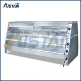 Réchauffeur de nourriture électrique de Dh4p de matériel d'aliments de préparation rapide
