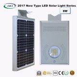 2017 신형 한세트 태양 LED 정원 빛 8W