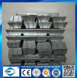 In lega di zinco la parte della pressofusione