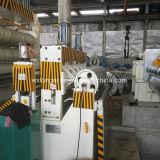 Cortadora de la bobina de la tira del acero de alta velocidad en rajar la línea