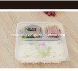 يغلّف درجة علبيّة 3 أرض محصورة مستهلكة بلاستيكيّة طعام صندوق