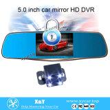 """""""registratore del driver 5, precipitare dell'automobile di visione notturna di sostegno della macchina fotografica dell'automobile DVR di HD nella macchina fotografica dell'automobile"""