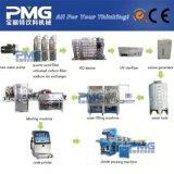 가득 차있는 자동적인 물병 충전물 기계 및 생산 라인