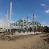 Almacén prefabricado ligero del acero estructural para Colombia
