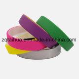 Wristband olímpico do silicone das bandeiras de país com Thb-027
