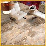 600X600m m esmaltaron el material de construcción Polished del azulejo de suelo con diseño del granito