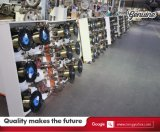 China passte SAE, LÄRM, en-flexibler hydraulischer Gummistandardschlauch an