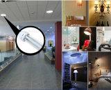 Ampola clara energy-saving da carcaça das lâmpadas E27 do projector dos bulbos do milho 9W da lâmpada AC85-265V do diodo emissor de luz
