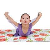 Heiße Verkaufs-Veloursleder-Gewebe-Yoga-Matte