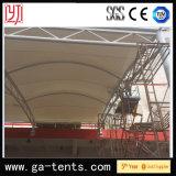 Tente de blanchisseur de structure métallique pour le spectateur pour l'école et l'université