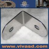 Servicio de perforación del metal de encargo que dobla piezas del acero inoxidable