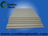 Scheda bianca dei forex del PVC di colore per il segno e la mobilia