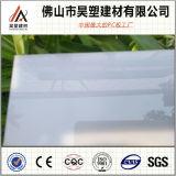 Светлый лист поликарбоната диффузии для рекламировать материалы 100% Lexan Makrolon девственницы коробки СИД