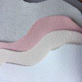 Synthetisches gefälschtes Microfiber PU-ledernes Gewebe für das Schuh-Zeichnen