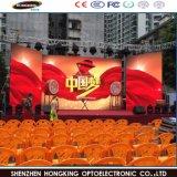 P4.8 HD LED al aire libre Alquiler Junta Módulo de pantalla LED
