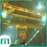 高品質の研修会のための二重ガードの冶金学の天井クレーン