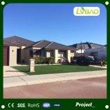 Tappeto erboso artificiale dell'erba per gioco del calcio, tennis, il campo da giuoco e modific il terrenoare