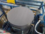 Proceso de producción redondo del poliuretano de la máquina de la espuma de la burbuja