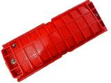 Recinto de la junta de la fibra de Madidi de 12 memorias - color rojo