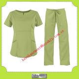 Выполненный на заказ медицинский износ/медицинская одежда/медицинские хирургические Scrub (F26)