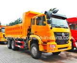 새 모델 HOHAN 덤프 트럭, SINOTRUK 6X4 덤프 트럭