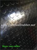 Anti-Slip резиновый лист, Anti-Slip настил, соединяет вокруг циновки резины кнопки