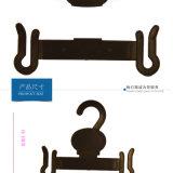 Custom Black Plastic Shoes Hangers