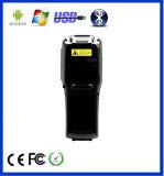Het Ruwe Handbediende Apparaat van Zkc PDA3505 3G met de Scanner NFC RFID van de Streepjescode Pritner