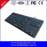 Клавиатура силикона USB с Touchpad и функциональными клавишами