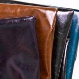 Il cuoio superiore del PVC dell'unità di elaborazione dell'imitazione più poco costoso per mobilia calza i vestiti dei bagagli delle borse