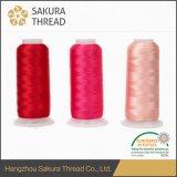 Sakura-Polyester-Stickerei-Gewinde 100% mit 1680 Farben auf Lager