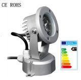 indicatore luminoso del punto del giardino di 3X2w RGB/Single IP65 LED