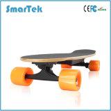 Smartek vier Rad-Selbst, der kurz elektrischen Hoverboard Roller Patinete Electrico 400W 15km/H S-019 balanciert