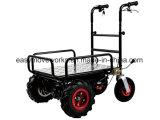 パレットプラットホーム農業を貯蔵する園芸アーキテクチャのための電気駆動機構のカートの電気手押し車