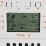 Contrôleur solaire de chargeur de MPPT 20A pour le système de d'éclairage à la maison