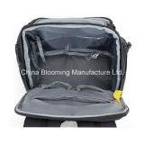 Backpack пеленки младенца большой емкости пусковой площадки Nylon мешка пеленки младенца изменяя