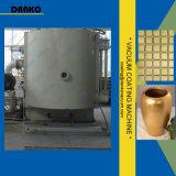 Máquina de capa de la evaporación del vacío de la capa de cerámica PVD