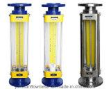 Débitmètre en verre du flotteur Lzb-15~100
