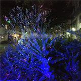 Im Freien Baum-Dekoration-Licht der Stern-Laser-Dusche-LED für Weihnachtscer RoHS