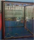Portello di vetro Bi-Piegante di qualità superiore di Frameless (BHA-DBF19)