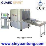 높은 정밀도 수화물 검사 엑스레이 기계 철도 엑스레이 짐 스캐너 Xj6550