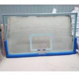 Бакборт баскетбола Tempered стекла рамки алюминиевого сплава для сбывания