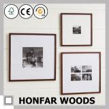Cornice di legno del Brown di legno solido per lo studio della foto