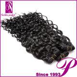 Perfect d'or Remy Human Hair indien Bun pour des femmes de couleur