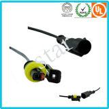 Serie de Tyco/AMP 1.5m m 1 conector impermeable automotor del harness del alambre del Pin