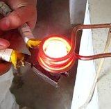 Máquina de forjamento quente de alta freqüência do aquecimento de indução da barra de metal