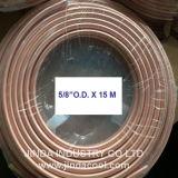 "5/8 "" tube de cuivre de bobine de crêpe d'O.D."